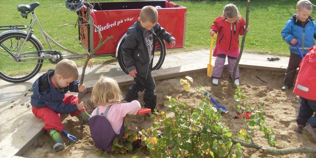 Samling for battre barnomsorg