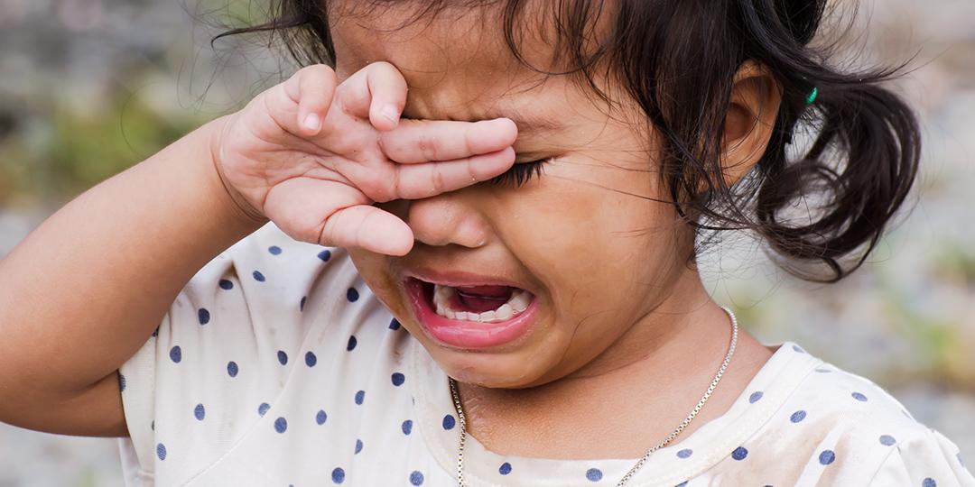 Barns tankar om gråt | Förskoleforum